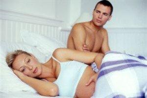 Можна займатися сексом під час вагітності без презерватива