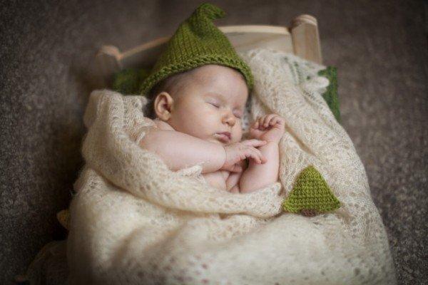 здоровый ребенок спит столько, сколько ему необходимо