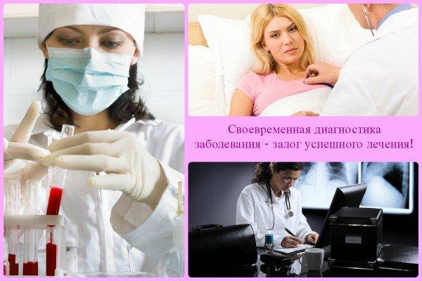 Своевременная диагностика заболевания - залог успешного лечения!