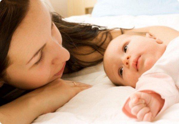 Стул ребёнка в 1 месяц