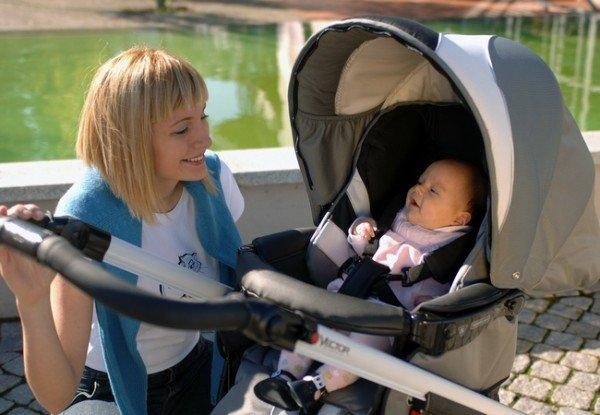 Прогулки с новорождённым летом
