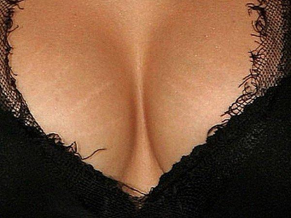 Растяжки на груди после беременности и кормления грудью