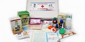Аптечка для новорождённого список