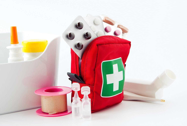 Что должно быть в аптечке новорождённого малыша?