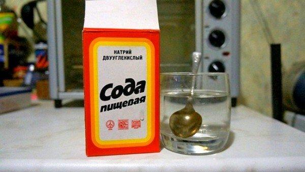 Сода - самое распространённое средство от изжоги