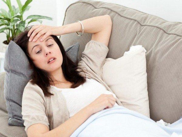 Симптомы пищевого отравления у беременных