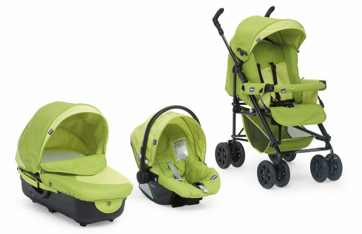 Тонкости выбора коляски для новорождённого малыша