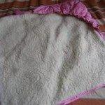 Одеяло-трансформер конверт на овчине