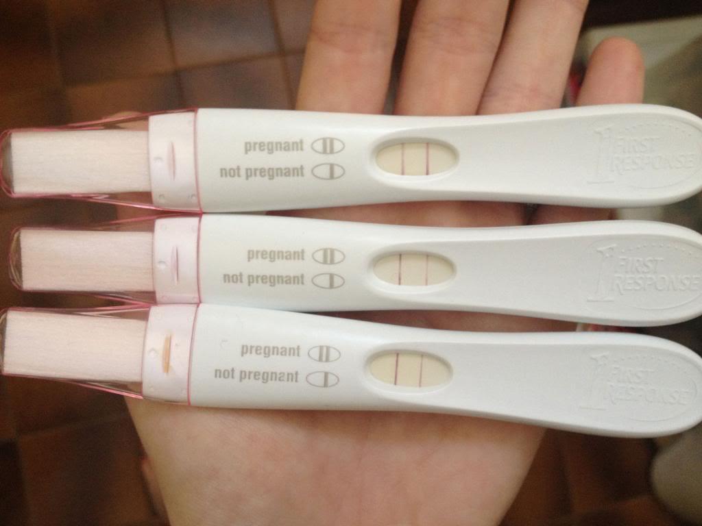 Тест на беременность когда делать