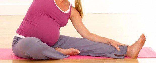 Упражнения йоги для беременных на первом триместре