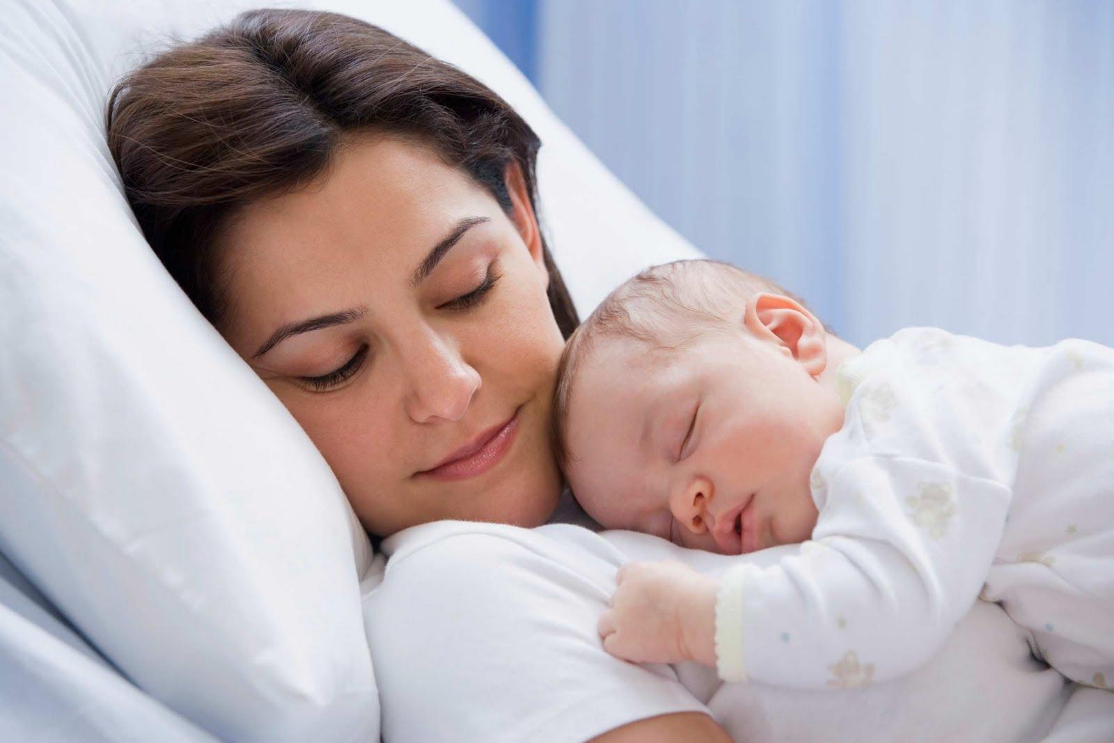Сон малыша: особенности, режим, советы