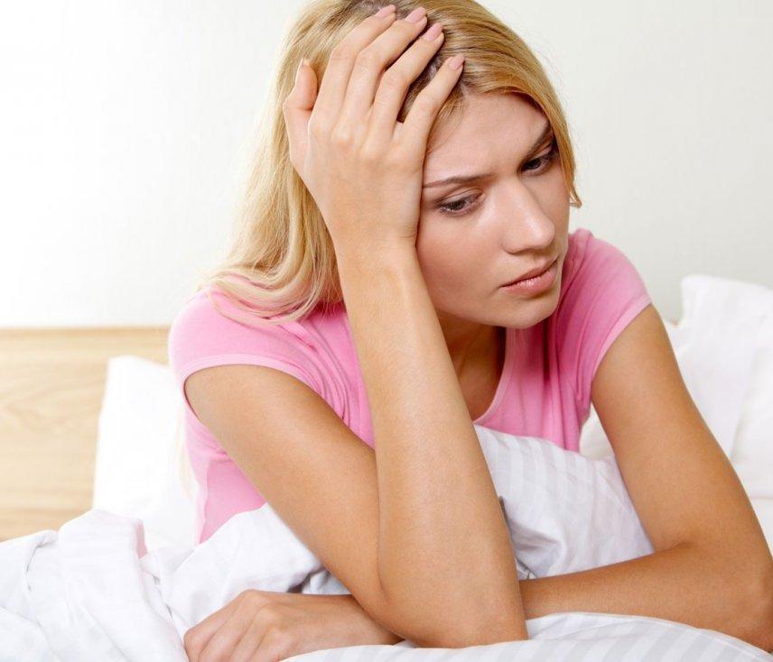 Нерегулярные месячные после родов