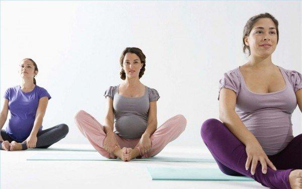 гимнастикапри беременности