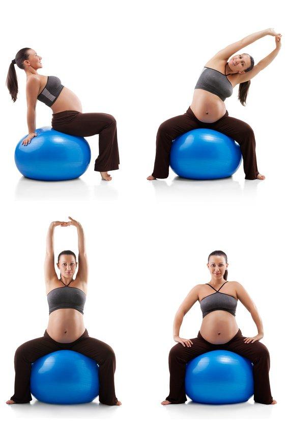 расслабляющие упражнения для беременных