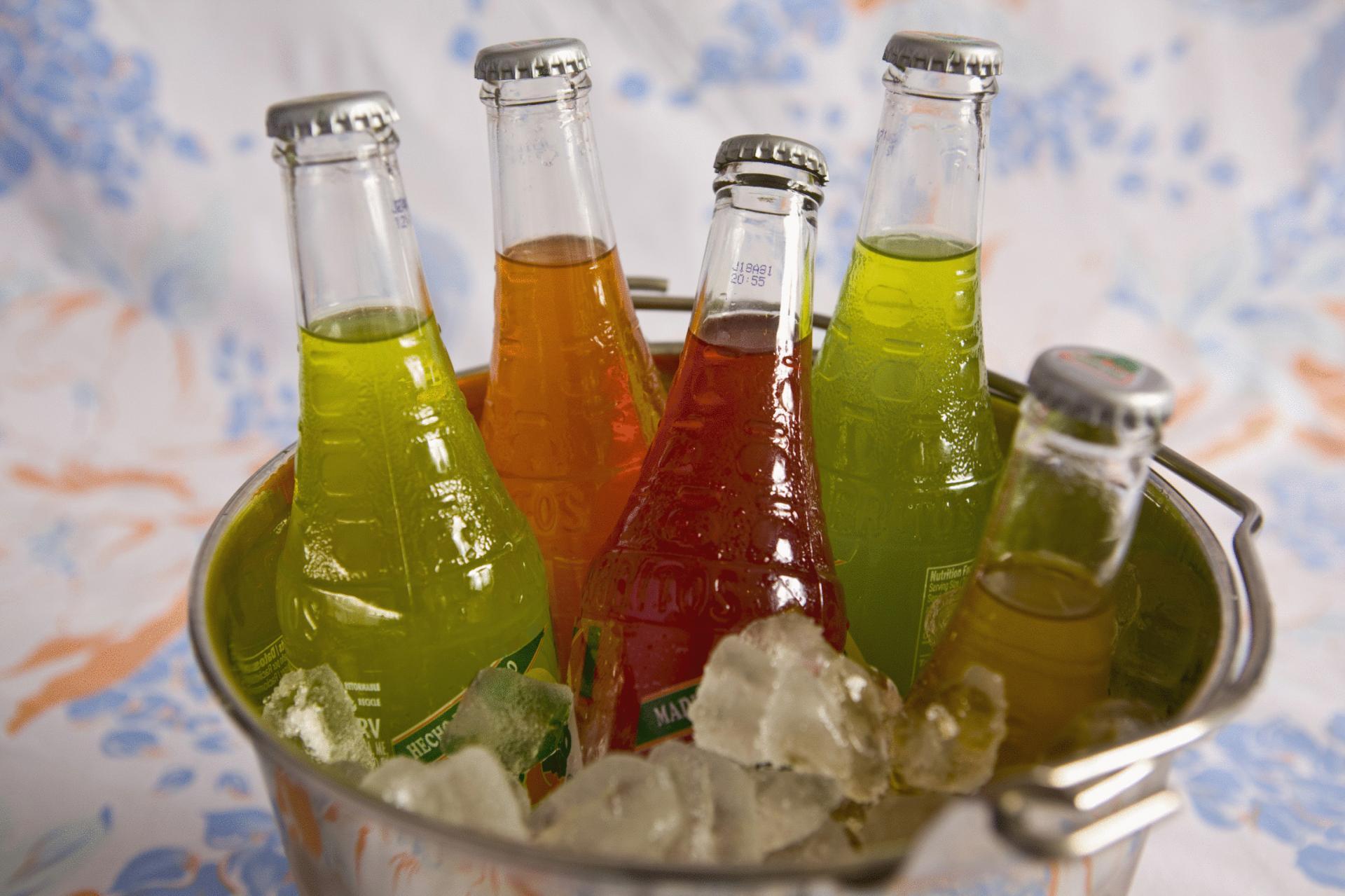 Газированные напитки при беременности