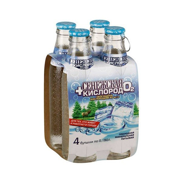 Оксигенированная вода