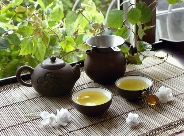 Как заварить зелёный чай