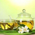Зелёный чая с жасмином