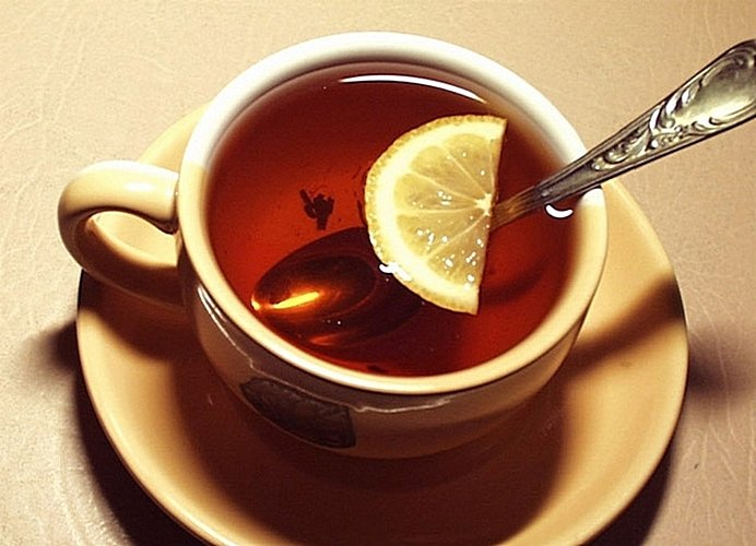 При беременности чай с лимоном можно ли