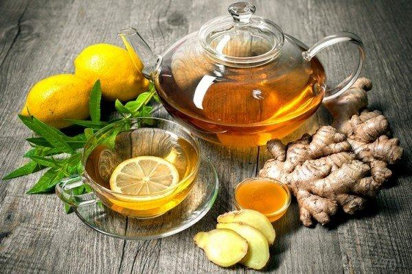 Чёрный чай с добавками