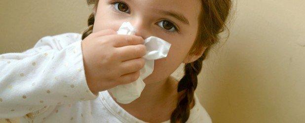 Синусит у ребёнка