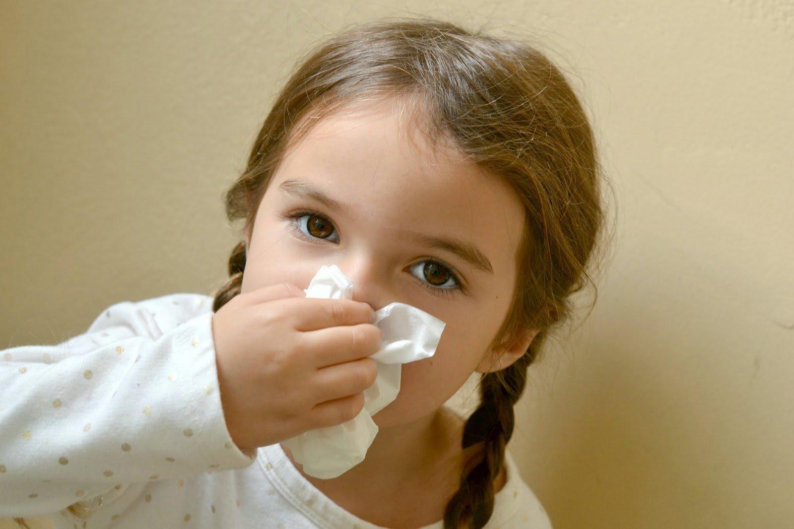 Симптомы и диагностика гайморита у детей разного возраста