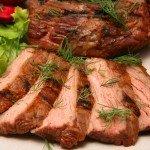Запечённое мясо