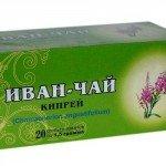 Иван-чай в фильтр-пакетах