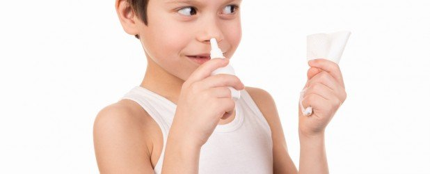 У ребёнка болит нос