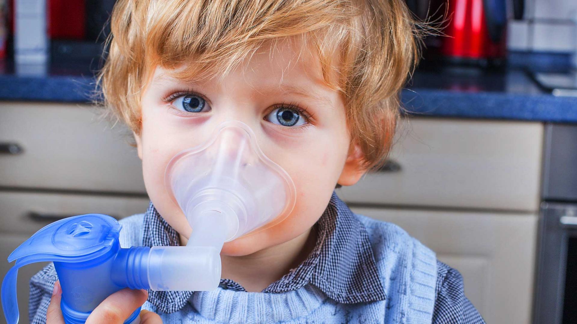 Ингаляции для детей при аденоидах и аденоидите