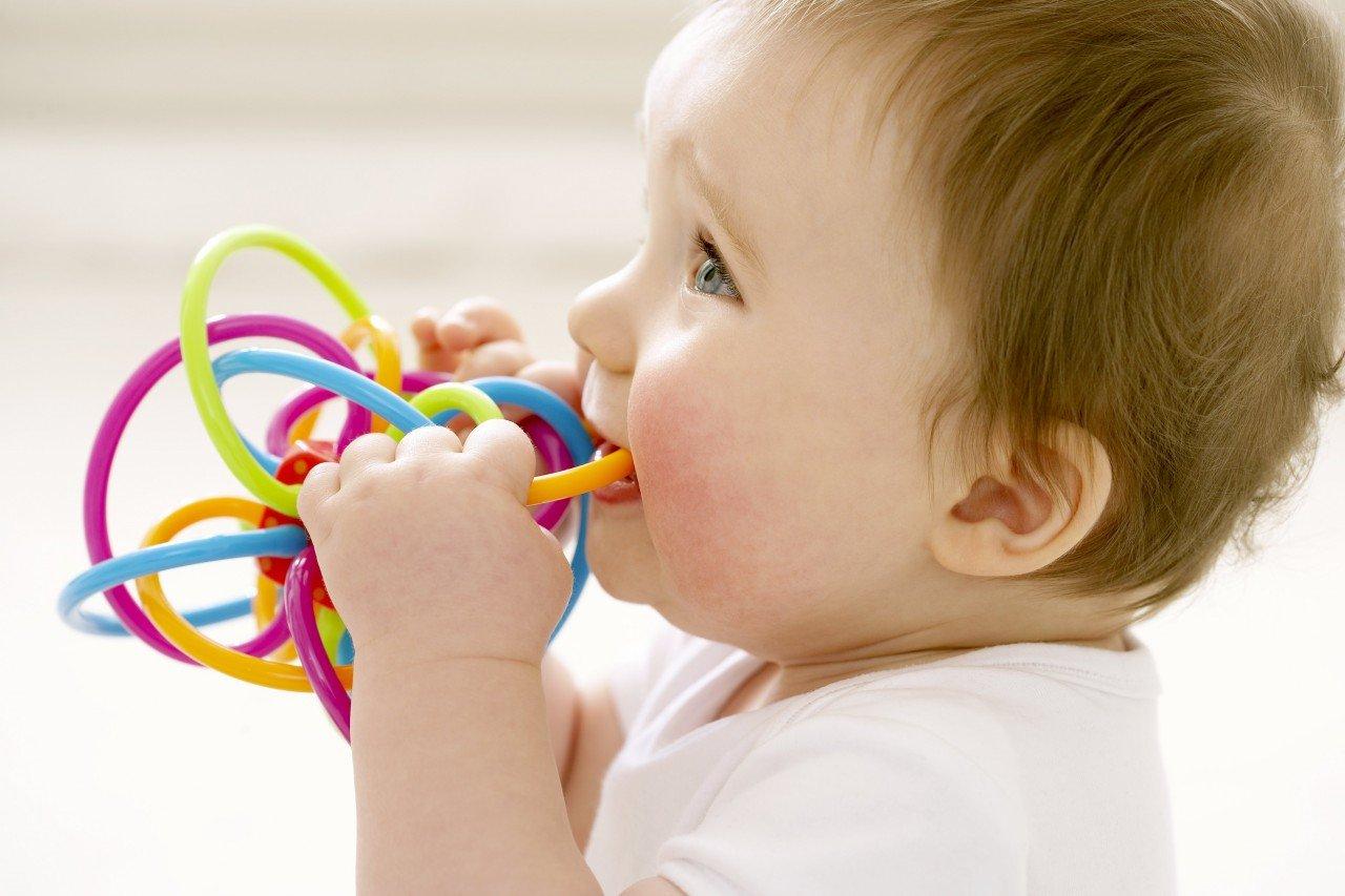 Применение Вибуркола в период прорезывания зубов у ребёнка