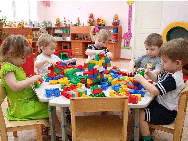 Совместные игры детей
