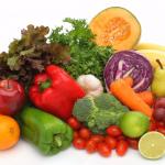 Фрукты, овощи и витамины
