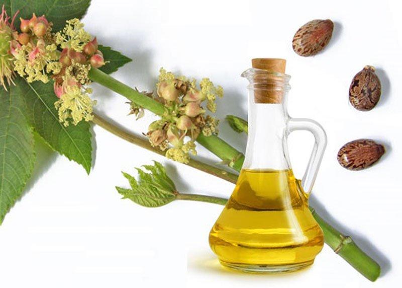 Как применять касторовое масло
