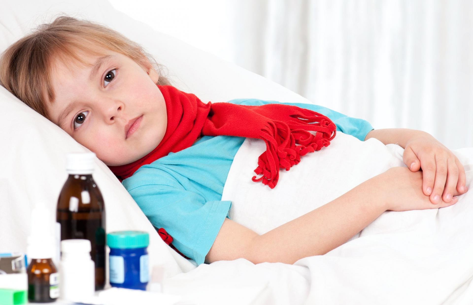 Обструктивный бронхит у детей: большая опасность для самых маленьких