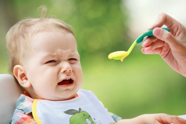 Кормление ребёнка