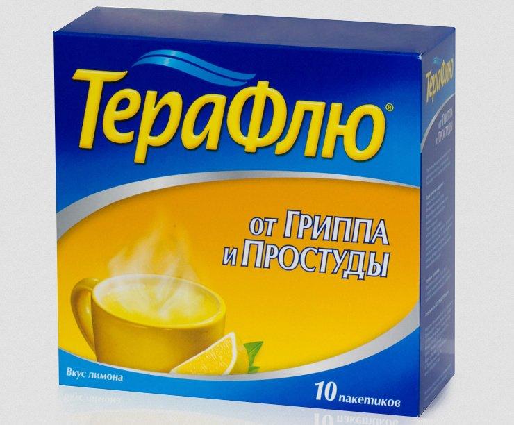 Можно ли пить при беременности терафлю