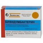 Бифидумбактерин лиофилизат