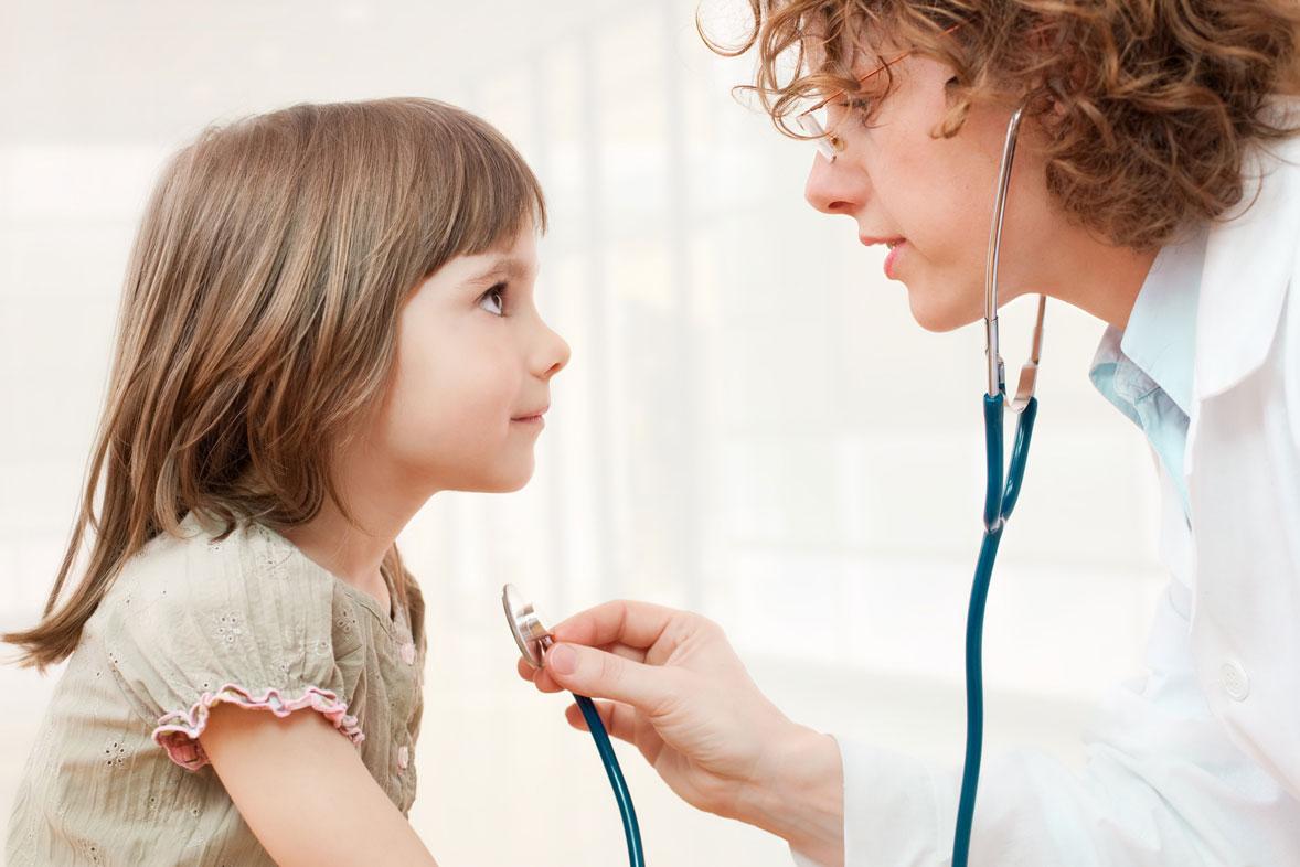 Пневмония у ребёнка