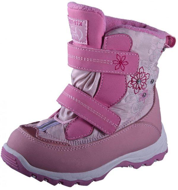 Мембранная зимняя обувь
