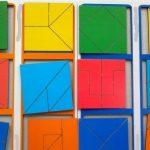 Игра под названием Сложи квадрат