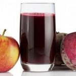 Свекольно-яблочный сок