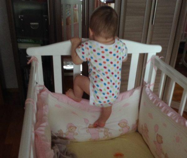 Ребёнок не может уснуть