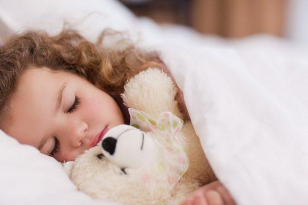 Сон ребёнка в 2 года