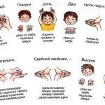 Пальчиковая игра Улитка