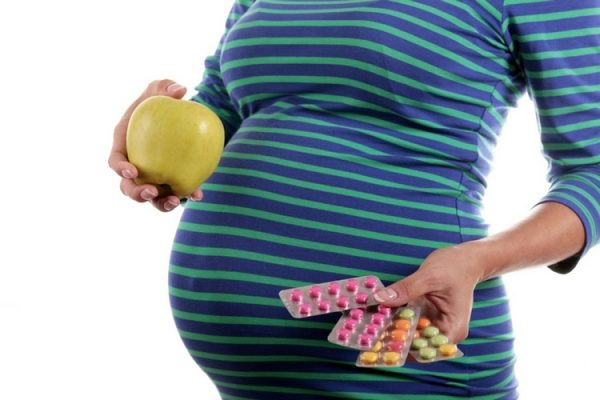 Приём витамина А при беременности