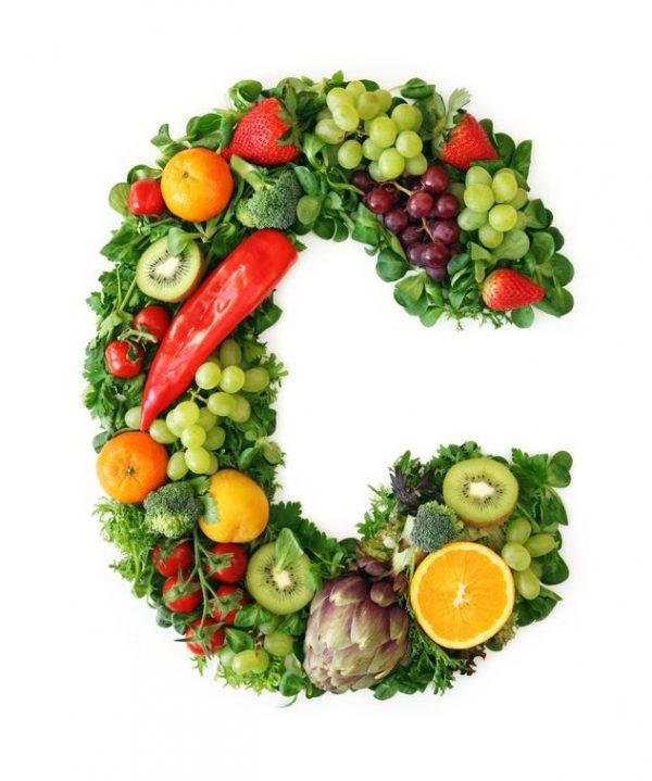 Правила приёма витамина С