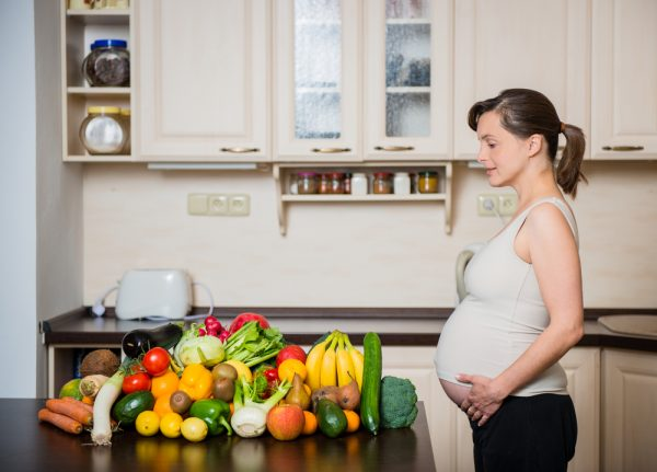 Природные источники витамина С при беременности