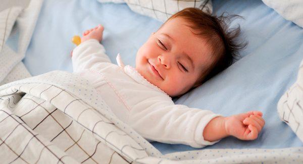 Ребёнок в 11 месяцев спит