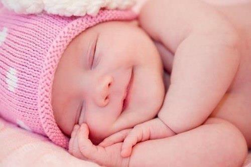 Сон трёхмесячного младенца